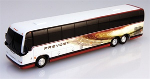 The Prevost X3-45 2012 Factory Demo